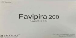 ফ্যাভিপিরা ওষুধ ট্রায়ালে ৯৬ ভাগ রোগী সুস্থ, দাবি বিকন ফার্মার